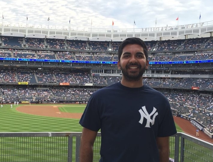 Ravi Shah - New York Yankees baseball stadium.png