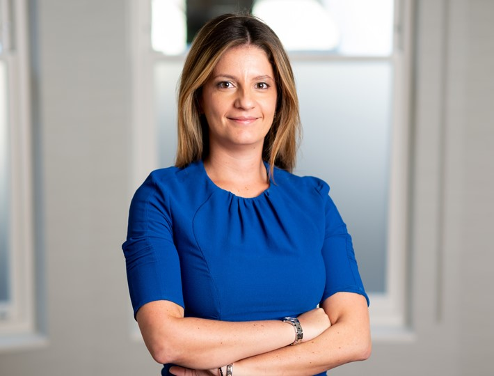 Fabrizia Rizzi, mid-market private equity, minority and majority